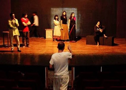 One Year Certificate Course at The Drama School, Mumbai
