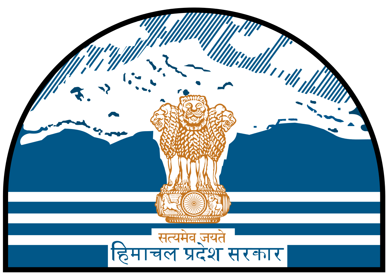 State Government of Himachal Pradesh logo
