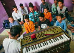 Teaching Artist at Music Basti